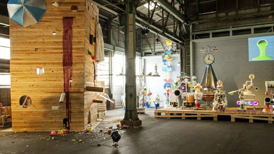 Teppei Kaneuji | Crispy Museum, Creamy Room